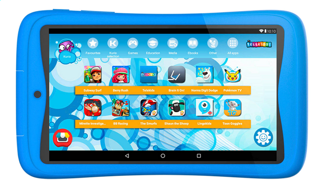 Afbeelding van Kurio tablet Tab Connect 7 inch 16 GB blauw from DreamLand