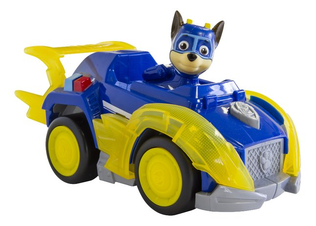 Afbeelding van PAW Patrol Mighty Pups Themed vehicle - Chase from DreamLand