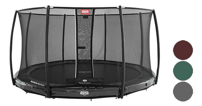 Image pour Berg trampoline enterré avec filet de sécurité Elite Inground Ø 4,30 m à partir de DreamLand