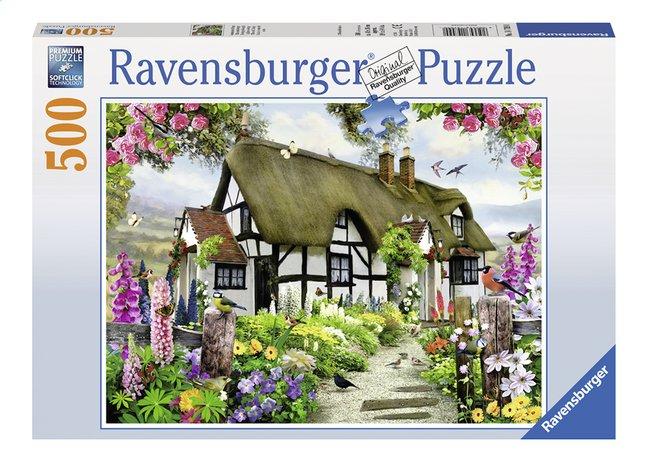 Afbeelding van Ravensburger puzzel Idyllische Cottage from DreamLand