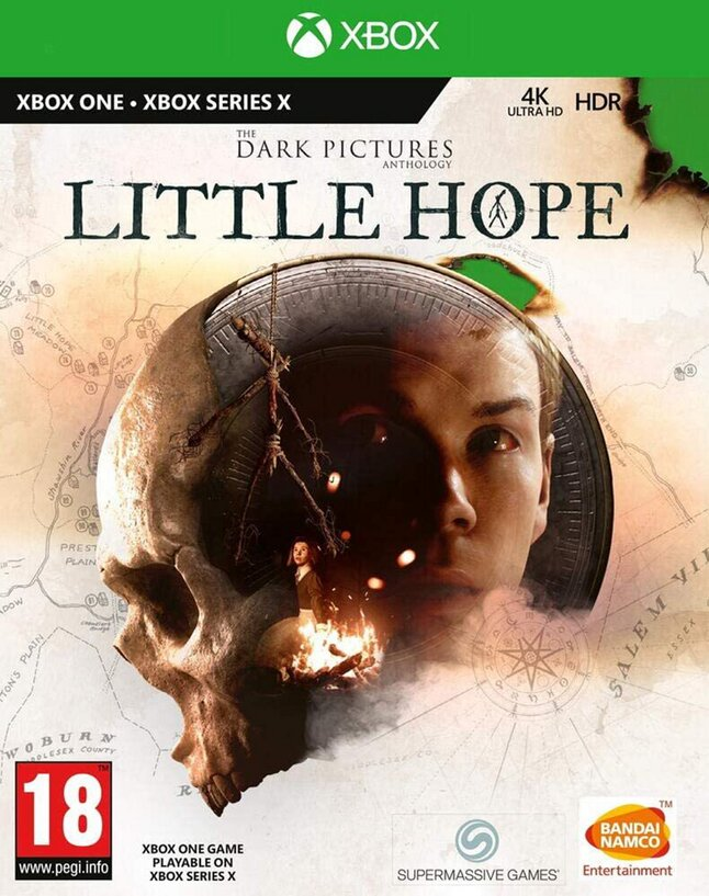 Xbox The Dark Pictures: Little Hope FR