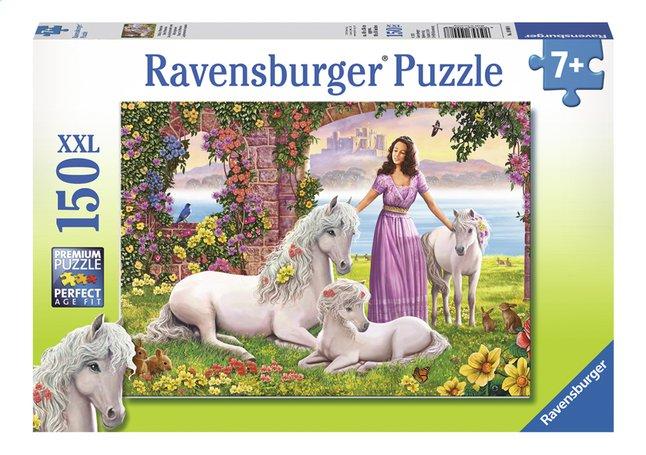 Afbeelding van Ravensburger XXL puzzel Mooie prinses from DreamLand