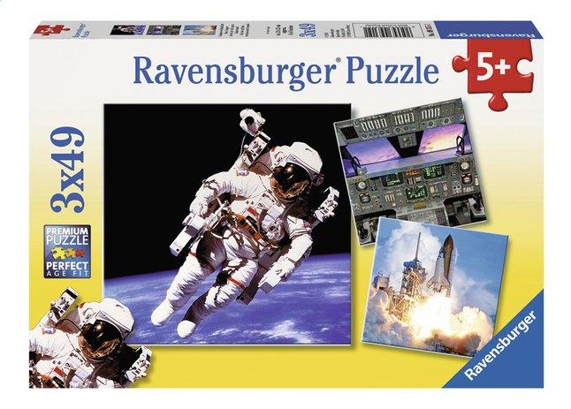Image pour Ravensburger puzzle 3 en 1 Dans l'espace à partir de DreamLand