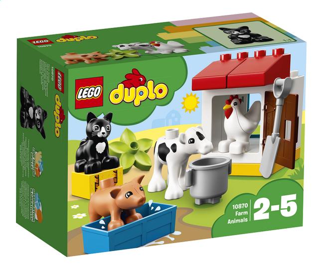 Afbeelding van LEGO DUPLO 10870 Boerderijdieren from DreamLand