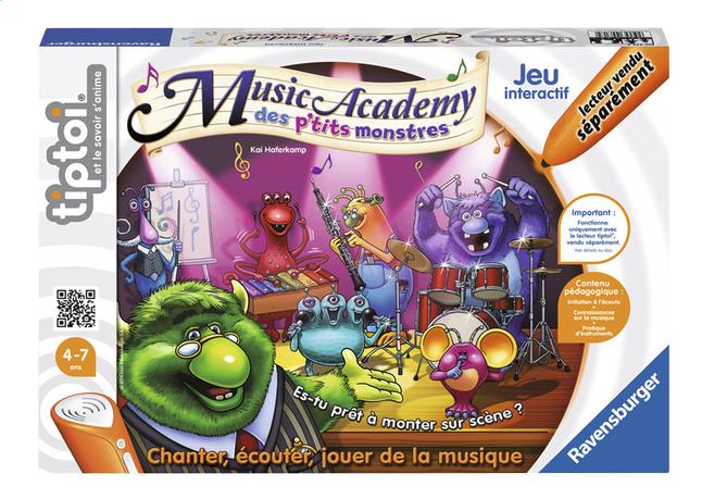 Afbeelding van Ravensburger Tiptoi Music Academy des p'tits monstres FR from DreamLand