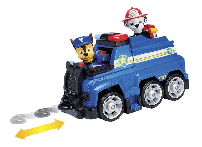 Afbeelding van PAW Patrol Ultimate Rescue Chase Police Cruiser from DreamLand