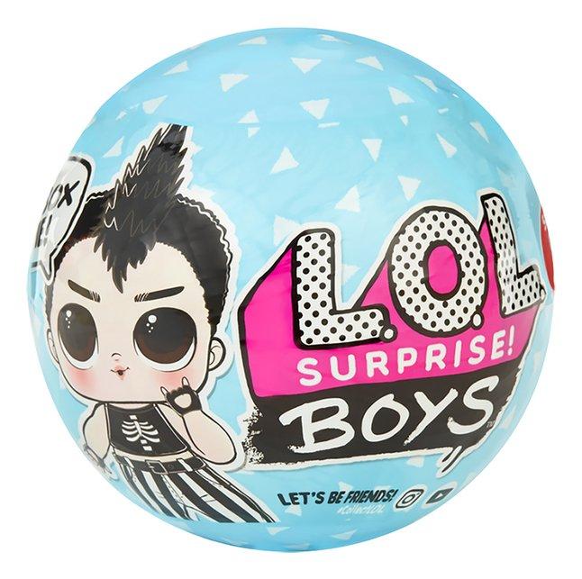 Afbeelding van Minipopje L.O.L. Surprise Boys Series 1 from DreamLand