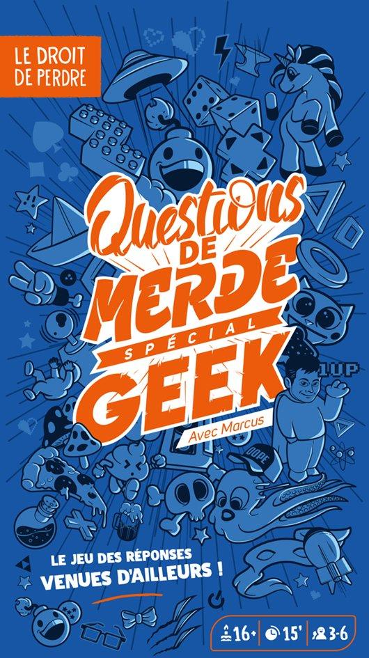 Questions de Merde - Extension Spécial Geek