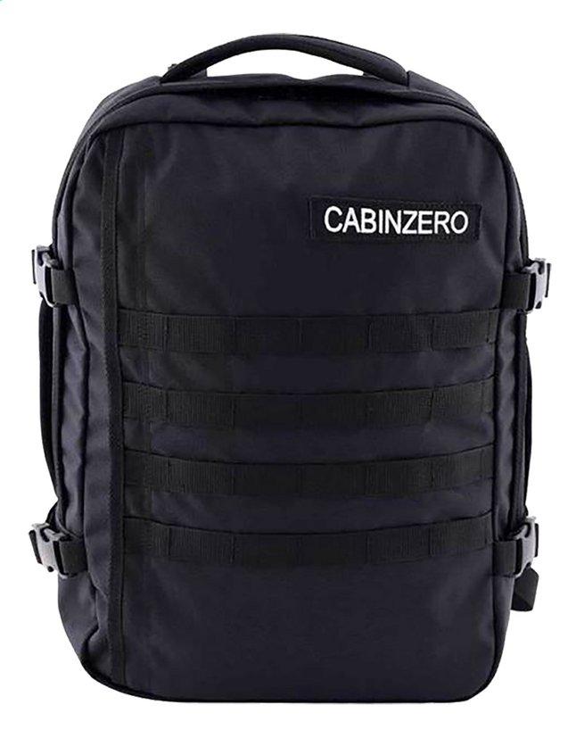 CabinZero reistas Military Absolute Black 42 cm