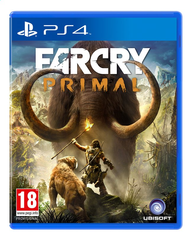 Afbeelding van PS4 Far Cry Primal ENG/FR from DreamLand