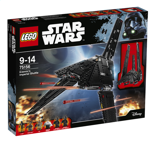 Afbeelding van LEGO Star Wars 75156 Krennic's Imperial Shuttle from DreamLand