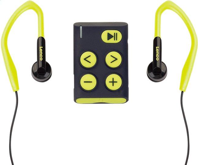 Lenco lecteur MP3 Xemio 154 4 Go Lime