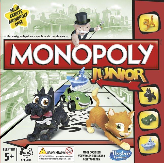 Image pour Monopoly Junior NL à partir de DreamLand
