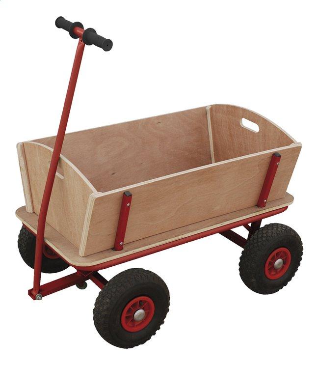 Image pour Chariot en bois à partir de DreamLand