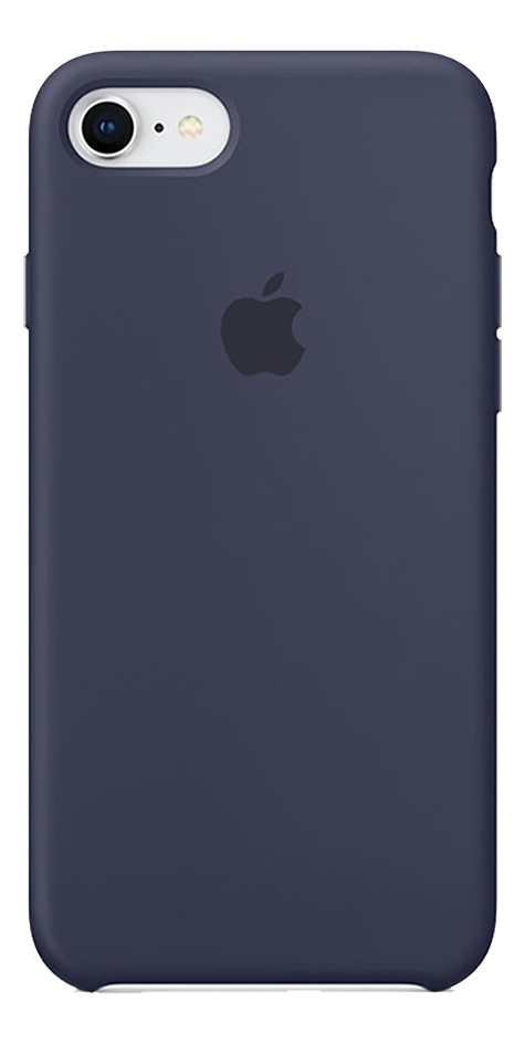 Afbeelding van Apple cover silicone voor iPhone 7/8 Midnight Blue from DreamLand