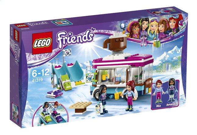 LEGO Friends 41319 Koekjes- en chocomelkwagen