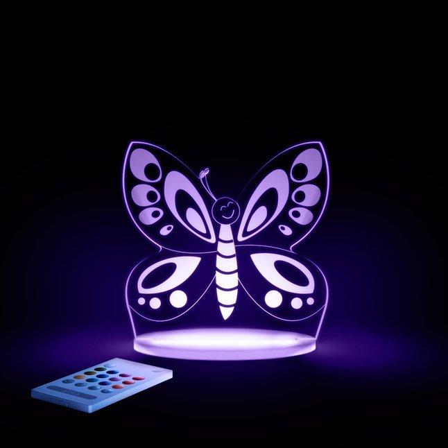 Afbeelding van Aloka nachtlamp SleepyLight vlinder from DreamLand