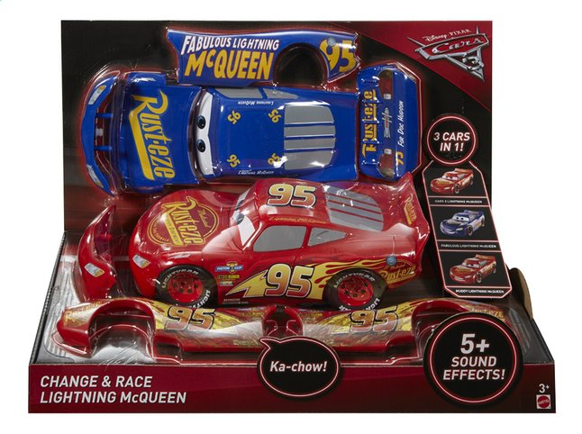 Image pour Disney Cars 3 voiture Change & Race Flash McQueen à partir de DreamLand