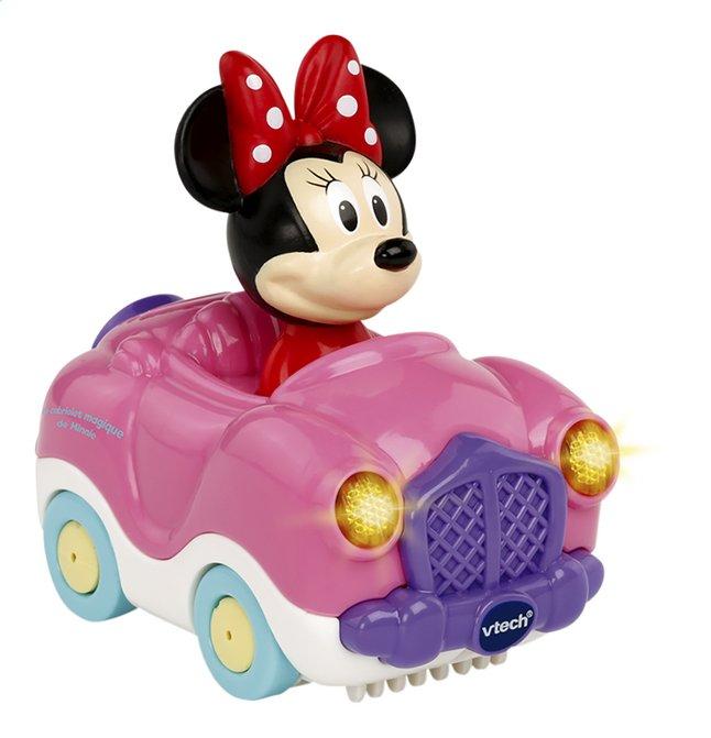 Vtech Tut Tut Bolides Le cabriolet magique de Minnie