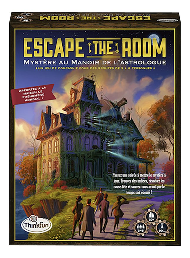 Image pour Escape the room - Mystère au manoir de l'astrologue à partir de DreamLand