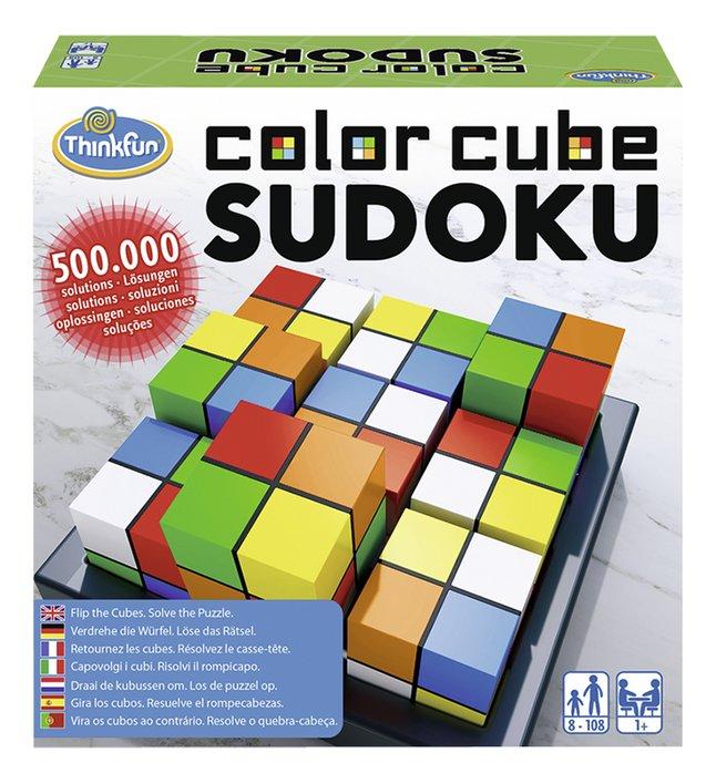 Afbeelding van Color Cube Sudoku from DreamLand