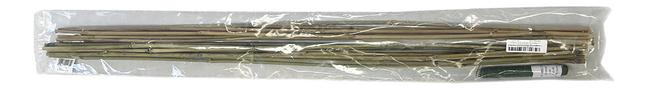 Accessoire de bricolage Tuteur en bambou - 20 pièces