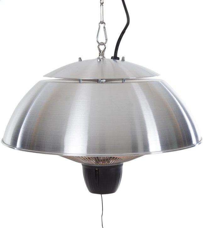 Afbeelding van Sunred Elektrische hangende terrasverwarmer Mushroom 1500 W inox from DreamLand