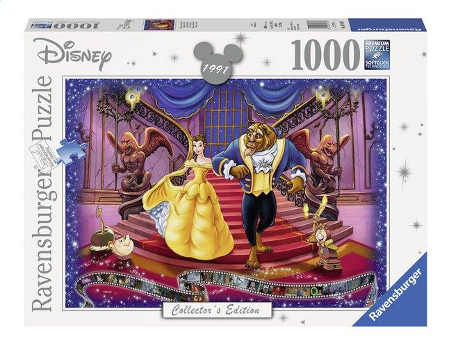Ravensburger puzzle Disney La Belle et la Bête Collector's Edition