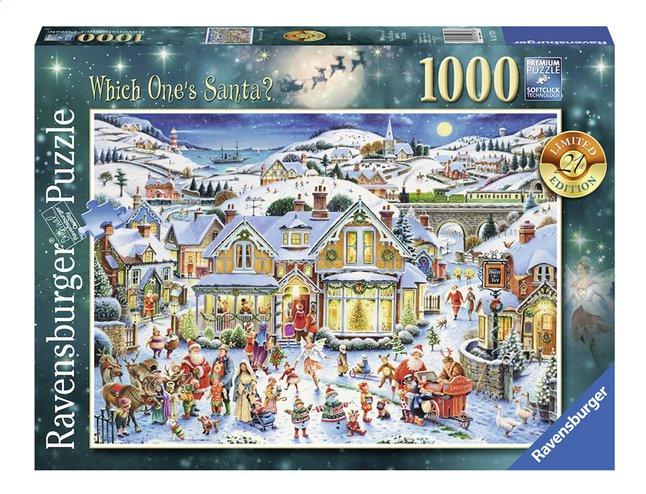 Afbeelding van Ravensburger puzzel Maar wie is de Kerstman? from DreamLand
