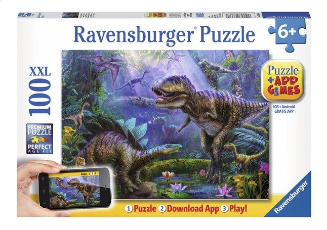 Image pour Ravensburger puzzle XXL Le monde des T-Rex à partir de DreamLand