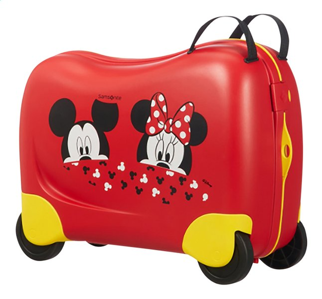 Afbeelding van Samsonite harde reistrolley Dream Rider Disney Mickey Minnie 39 cm from DreamLand
