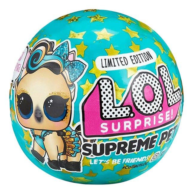Afbeelding van Minipopje L.O.L. Surprise! Supreme Pet from DreamLand