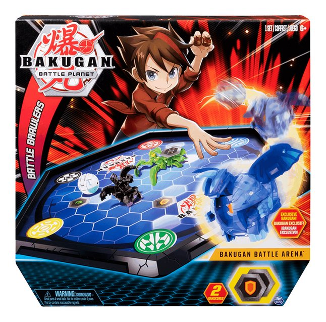 Speelset Bakugan Battle Arena