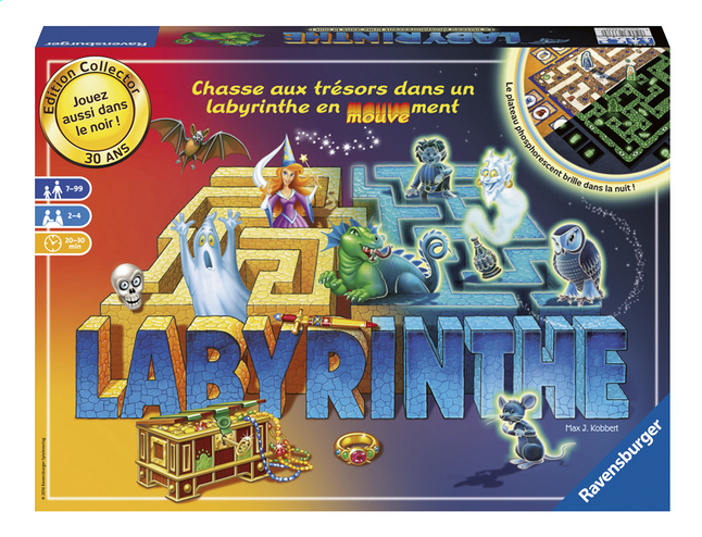 Afbeelding van Labyrinthe Édition Collector 30 ans FR from DreamLand