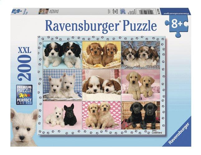 Afbeelding van Ravensburger XXL puzzel Snoezige pups from DreamLand