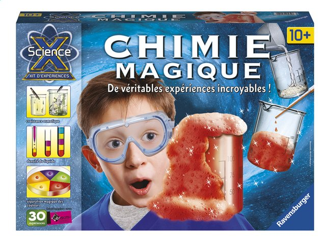 Afbeelding van Ravensburger Science X Chimie Magique FR from DreamLand