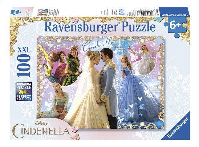 Afbeelding van Ravensburger XXL puzzel Cinderella from DreamLand