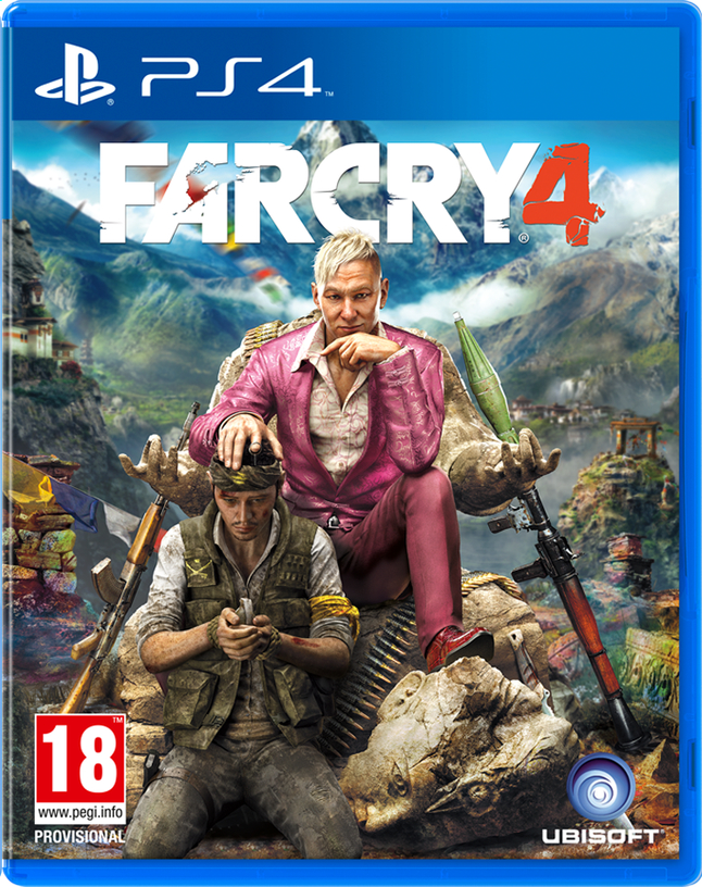 Image pour PS4 Far Cry 4 FR/ANG à partir de DreamLand