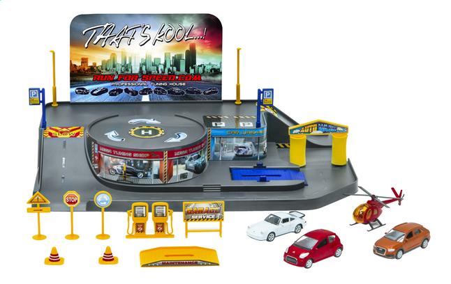 Afbeelding van Garage City Playset from DreamLand