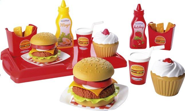Image pour Écoiffier set fast food 100 % chef à partir de DreamLand
