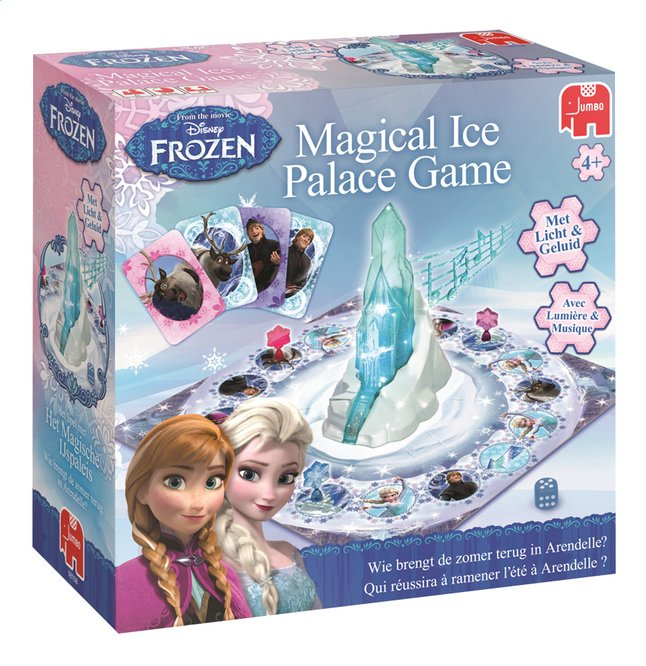 Image pour Disney La Reine des Neiges Magical Ice Palace Game à partir de DreamLand
