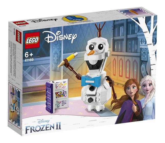 Image pour LEGO Disney Frozen 41169 Olaf à partir de DreamLand