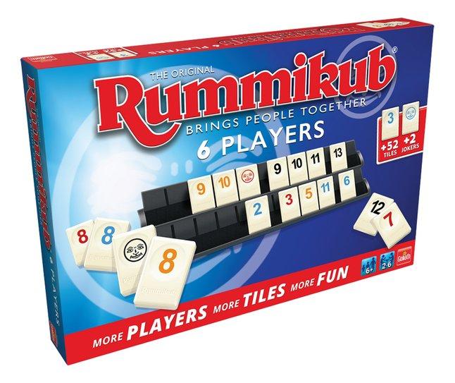 Rummikub 6 Players ANG