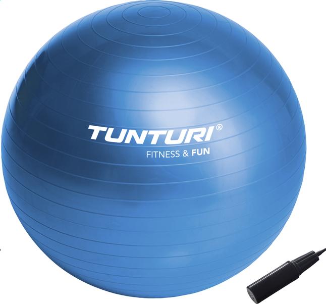 Afbeelding van Tunturi gymnastiekbal Fitness & Fun blauw from DreamLand