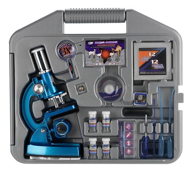 Afbeelding van Microscoop Deluxe 900x from DreamLand