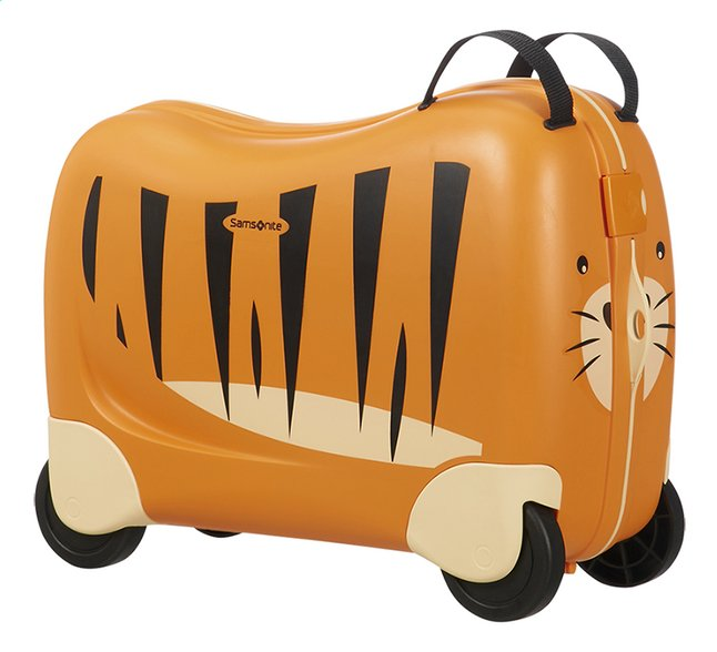 Afbeelding van Samsonite trolley Dream Rider Tiger Toby 50 cm from DreamLand