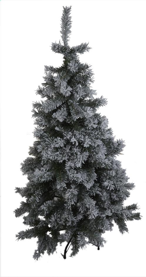 Afbeelding van Kerstboom groen besneeuwd 150 cm from DreamLand