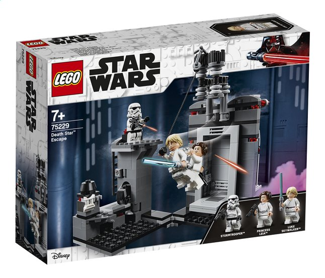 Afbeelding van LEGO Star Wars 75229 Death Star ontsnapping from DreamLand