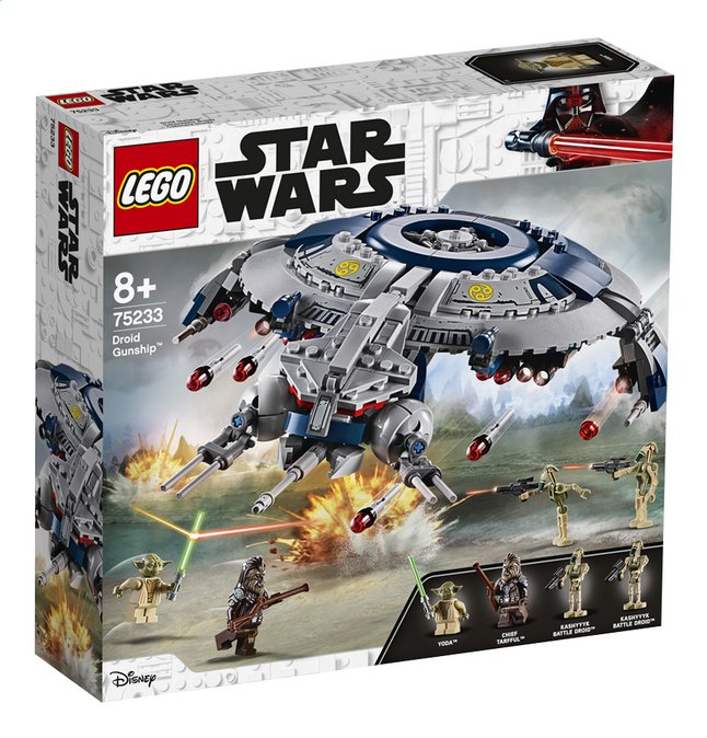 Afbeelding van LEGO Star Wars 75233 Droid Gunship from DreamLand