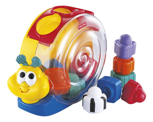 Afbeelding van Fisher-Price muzikale slak from DreamLand